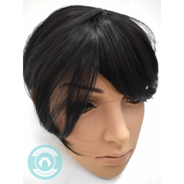 Clip in top hair - Dark Brown