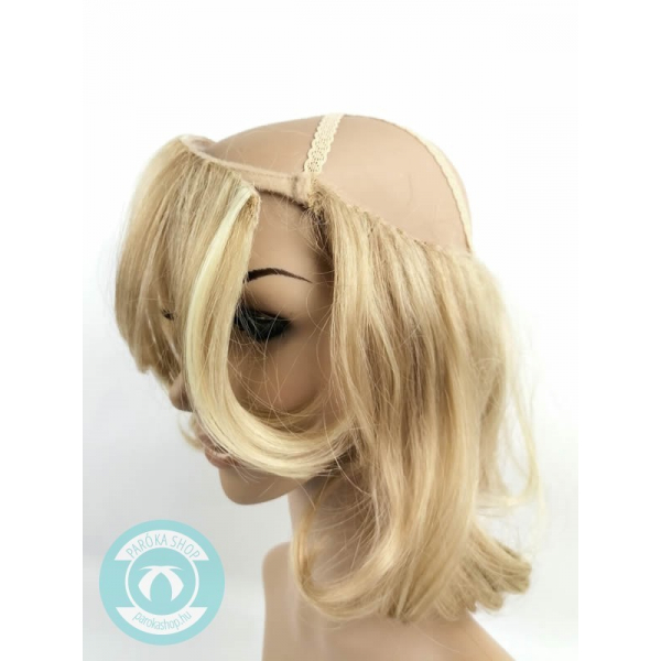 Clip in bang hair extension...
