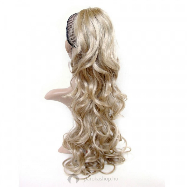 Gisela Mayer Maxi Maxima wavy long clip in ponytail hair...
