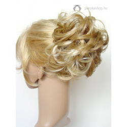 Gisela Mayer New Big Scrunchie hullámos rövid hajgumis póthaj konty szintetikus műhajból 12 cm