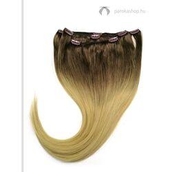 Mayer Hair Tokyo HH hosszú soros csatos póthaj szett emberi hajból 50 cm