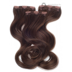 Gisela Mayer HBT Basic wavy long clip in hair extension...