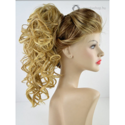 Gisela Mayer Cool Clip curly mid length clip in ponytail...