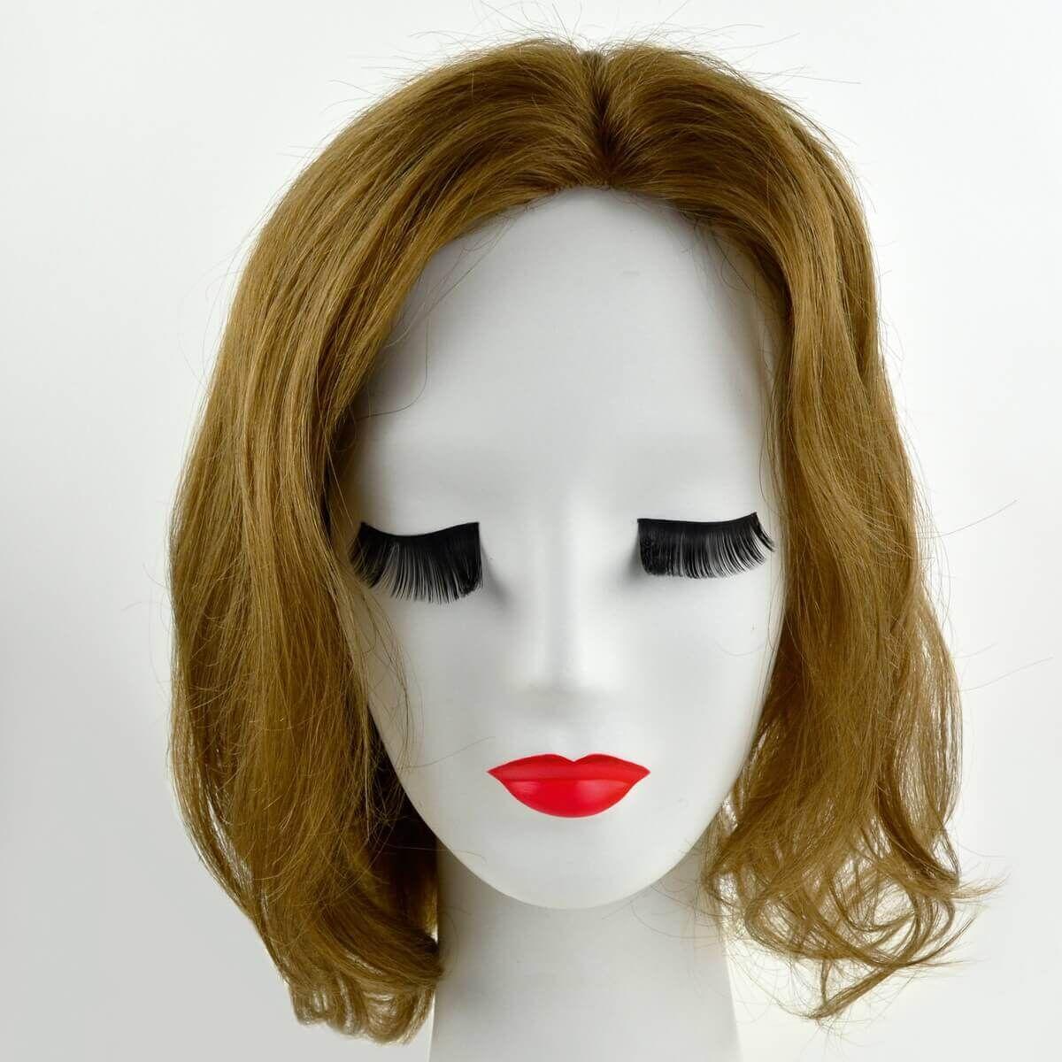 Gisela Mayer Solution C HH csatos póthaj fejtetőre emberi hajból - 12 (sötétszőke)