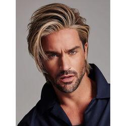 Mayer Hair - Fashion Cut Lace Part férfi paróka szintetikus műhajból