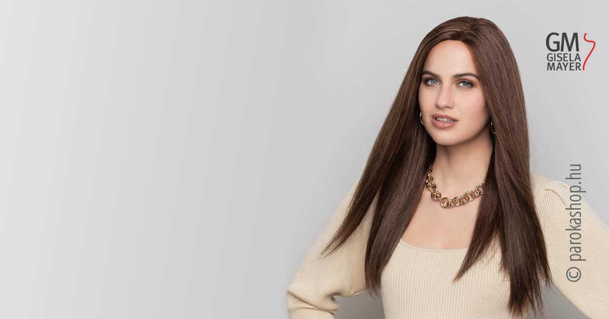 Gisela Mayer - human hair wigs